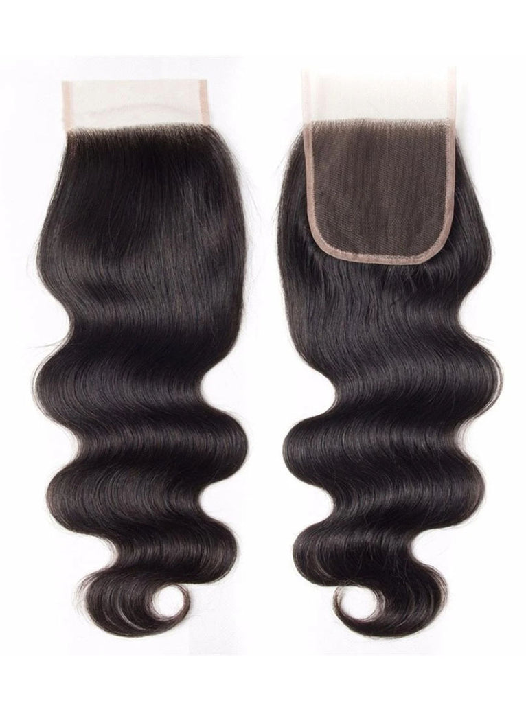 SIGNATURE 5X5 CLOSURE: BODY WAVE