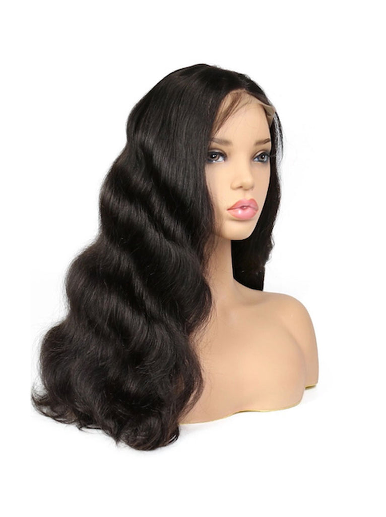 EXECUTIVE FULL LACE WIG: BODY WAVE