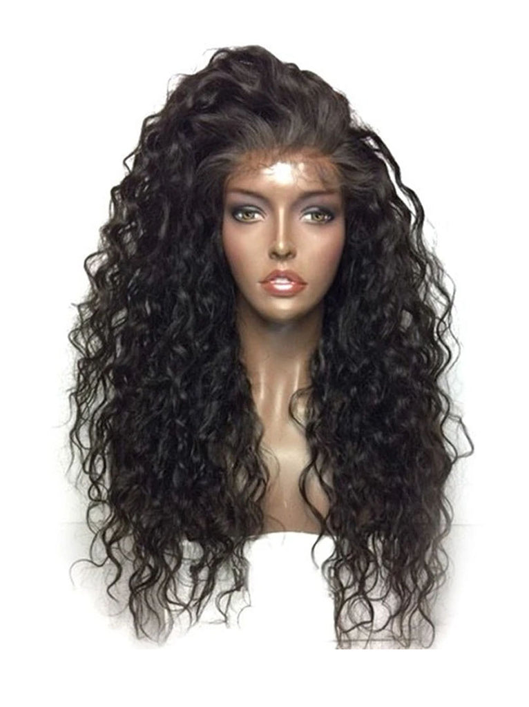 SIGNATURE 13X6 FRONTAL WIG: CURLY