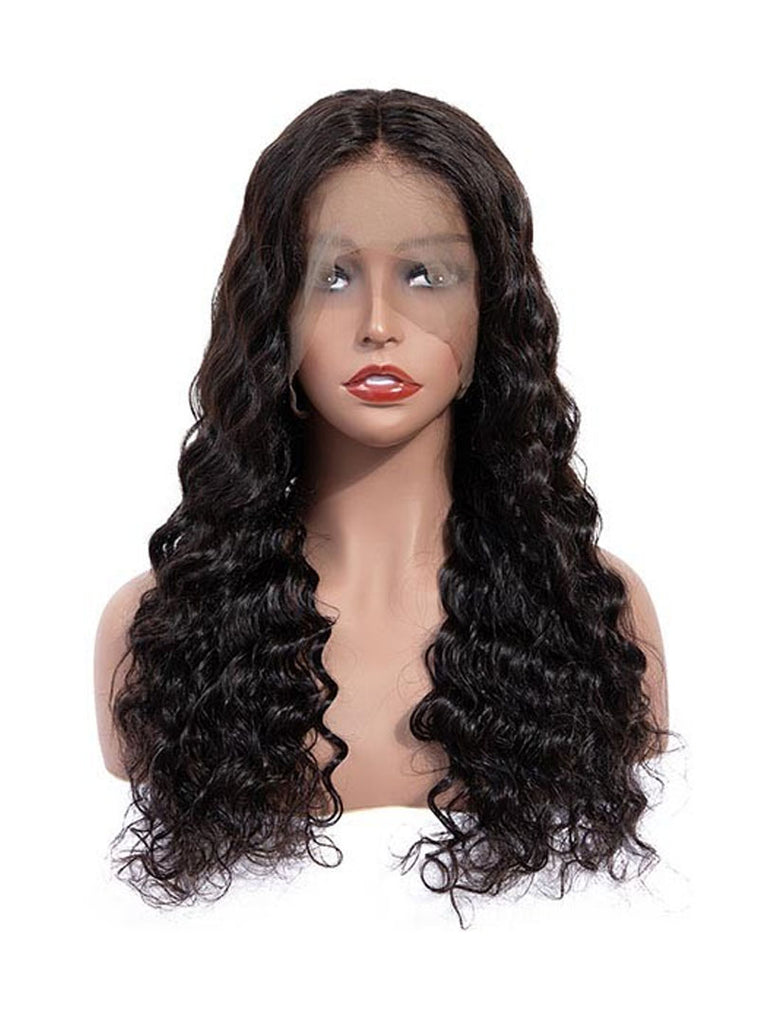 SIGNATURE 13X6 FRONTAL WIG: DEEP WAVE