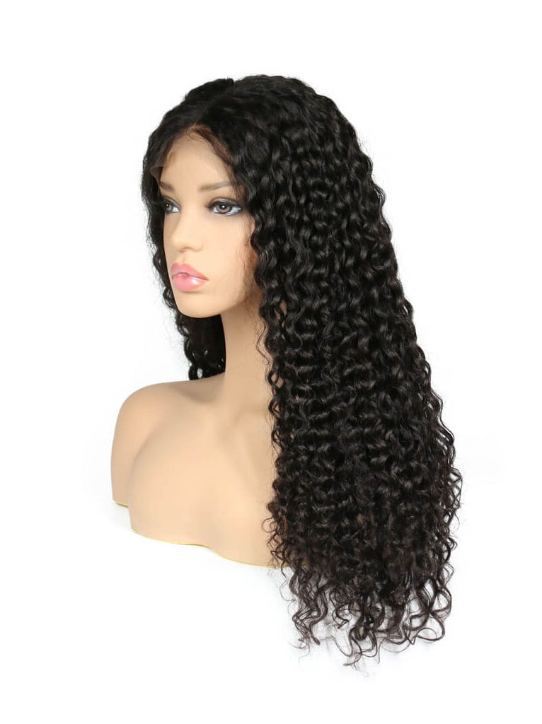 EXECUTIVE FULL LACE WIG: DEEP WAVE