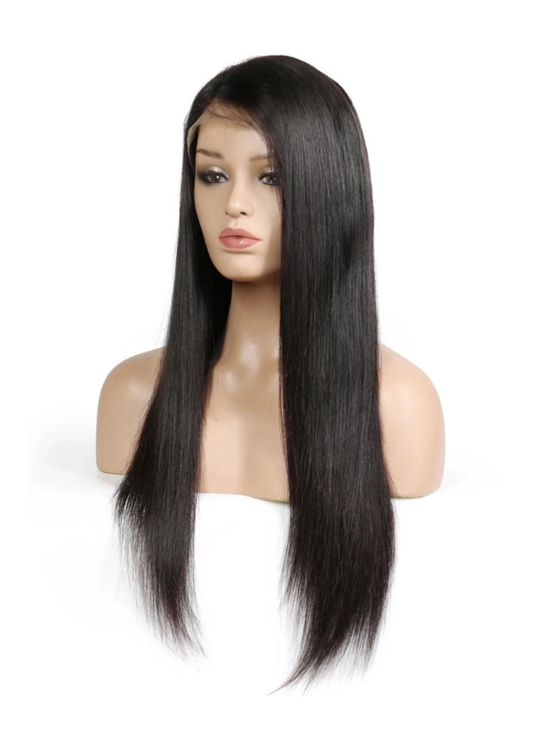 EXECUTIVE 13X6 FRONTAL WIG: STRAIGHT