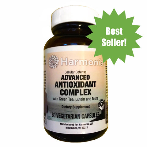 Advanced Antioxidant Complex for Cellular Wellness