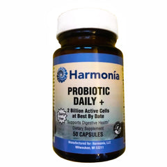 Probiotic Daily + for Daily Digestion & Immunity