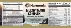Multivitamin Complex + for Complete Health