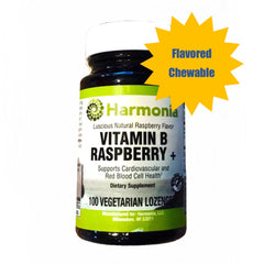 Vitamin B Raspberry + for Multi-Faceted Health
