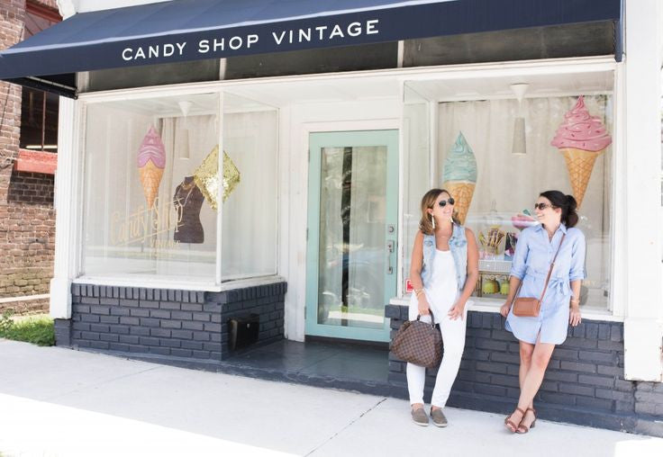 Charleston City Guide with: Candy Shop Vintage