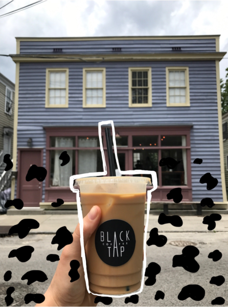 CHARLESTON CITY GUIDE: Black Tap Coffee