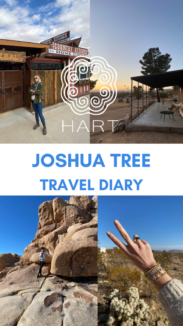 Joshua Tree Travel Diary