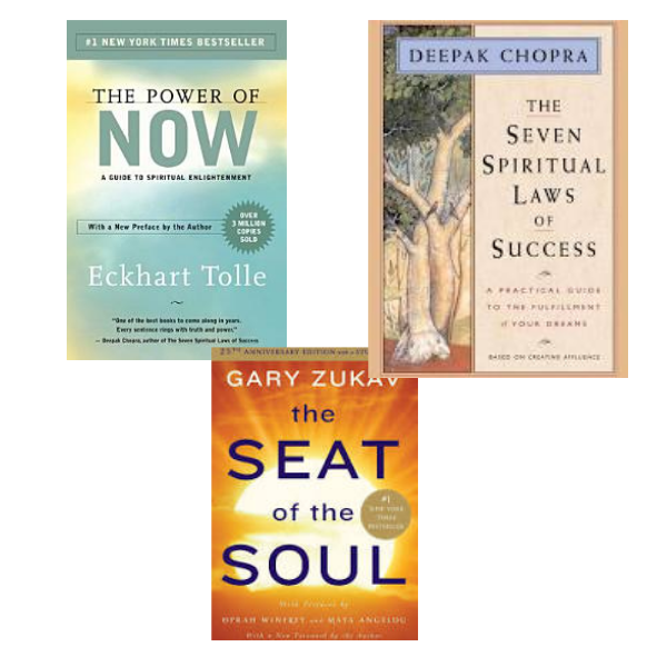 Three Books on Mindfulness