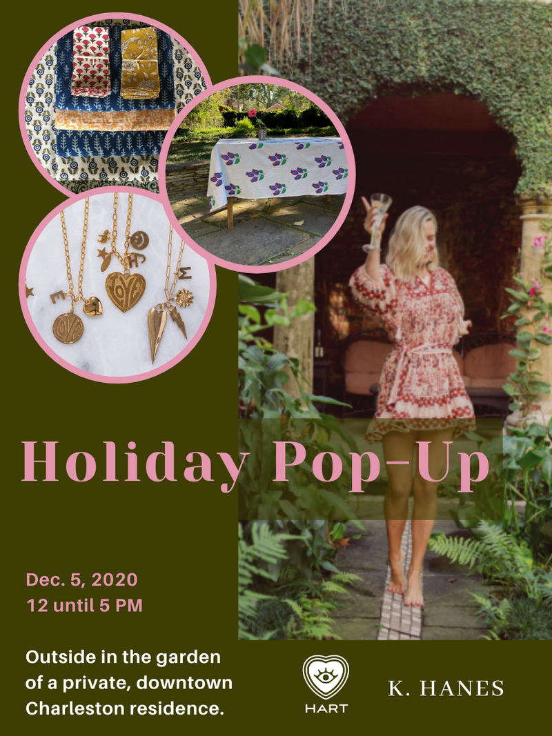 Holiday Pop-Up Appointment Slot for 12/5
