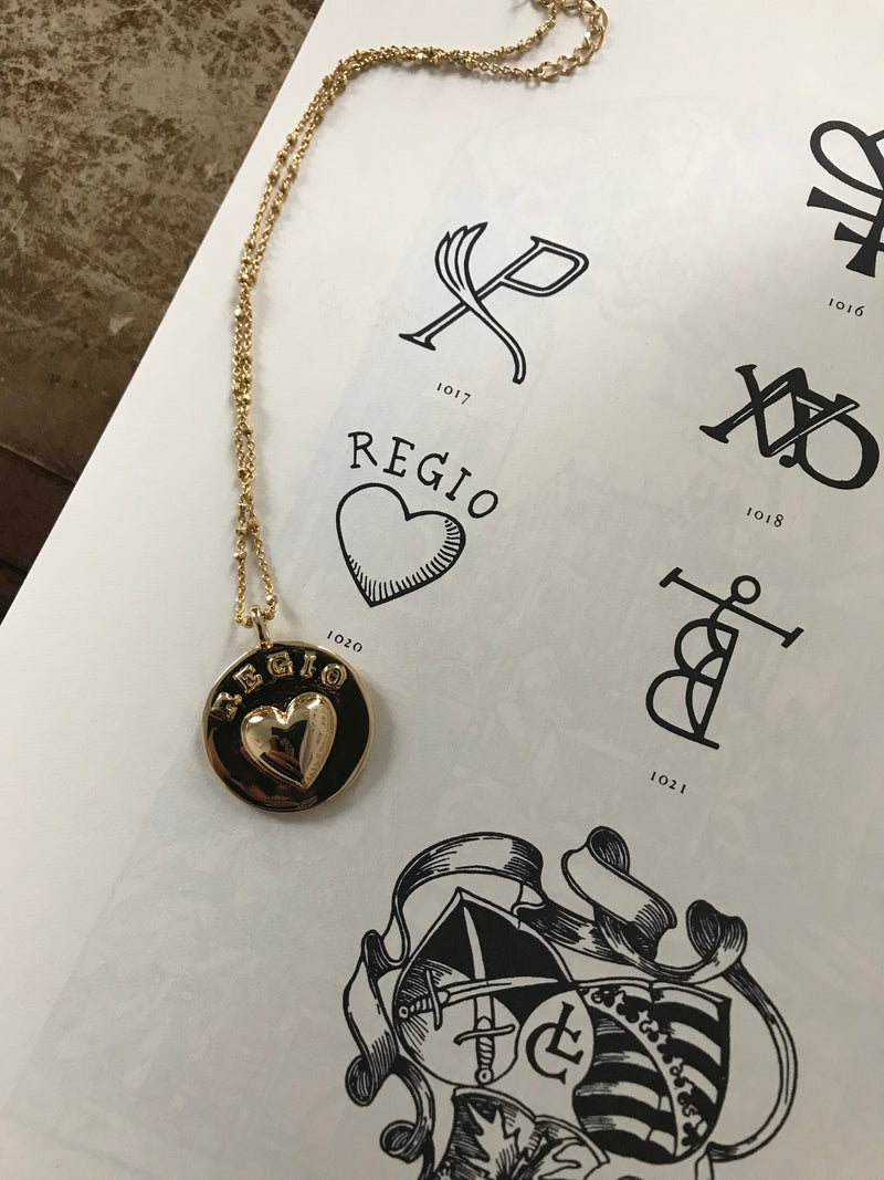 Regio / Follow your Bliss Necklace