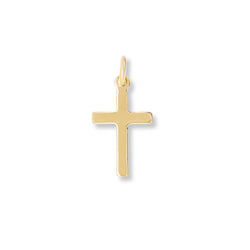 Small Cross Charm
