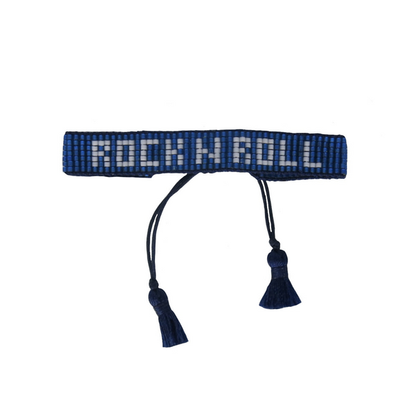 Rock'n'Roll Beaded Bracelet
