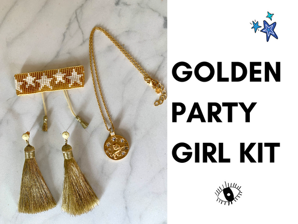 Golden Party Girl Kit