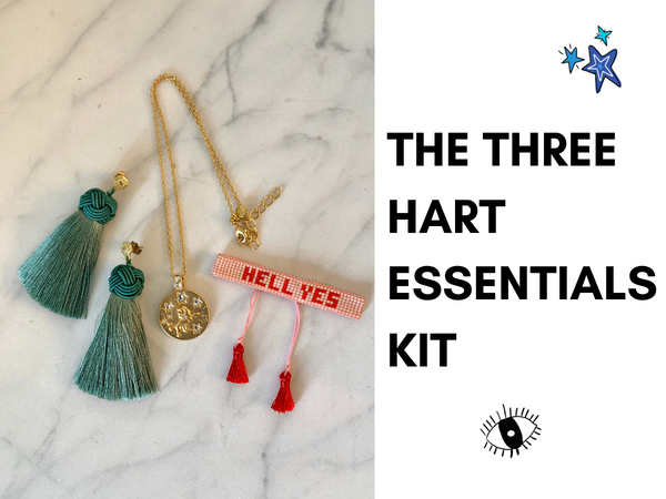 The Three Hart Essentials Kit