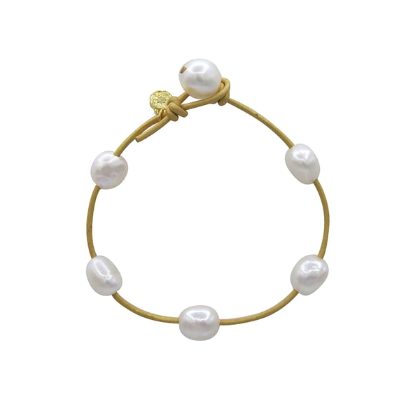 Hart Little Cloud Bracelet - Gold