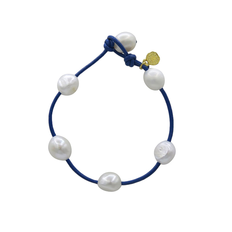 Hart Little Cloud Bracelet - Cobalt