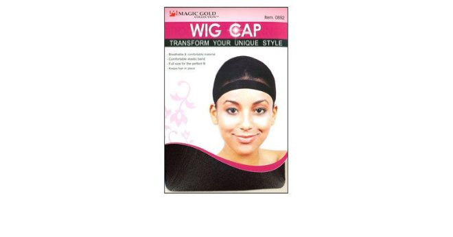 Wig Cap Magic Gold Collection