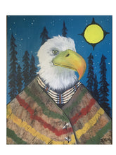 Brother Eagle by Steve Head (Original Art)