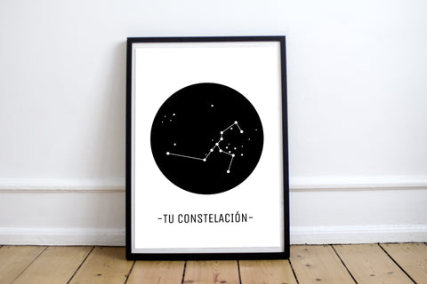 """ Paris Constellation"", constelación de los monumentos de París."