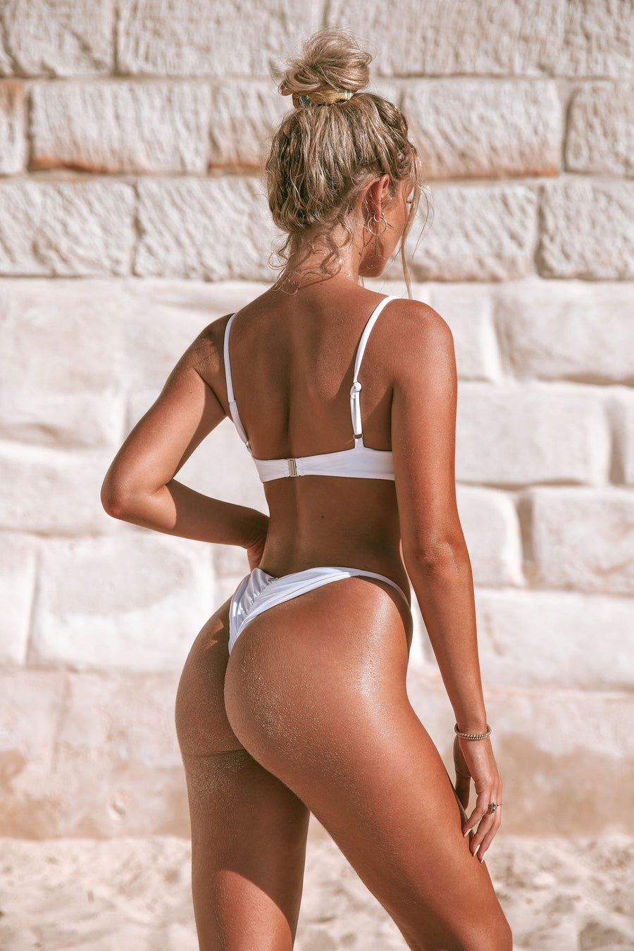 Reign Bottoms in Bianco