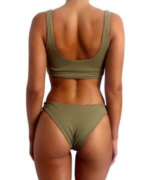 KENSINGTON Top in Olive