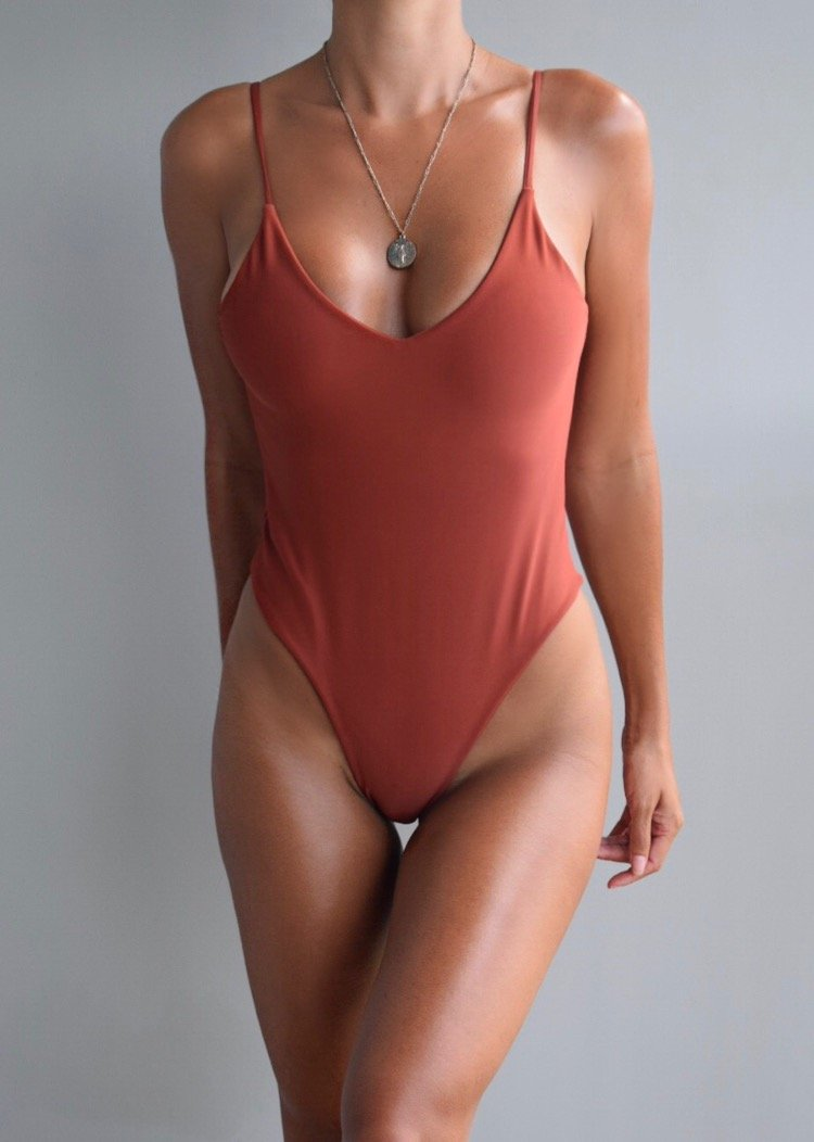 KEZIAH One-Piece in MIKADO