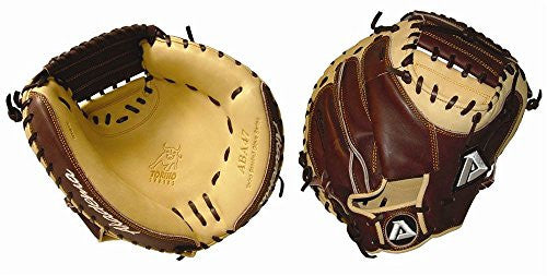 "AKADEMA ASM 47 33"" Closed Hing Web, Torino Catchers Mitt-RT Only"