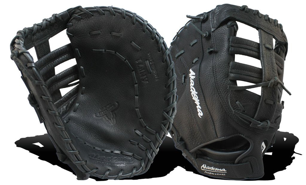 "AKADEMA ANF 71 12.5"" T-Web Fast Pitch 1st Base Glove-RT/LT"