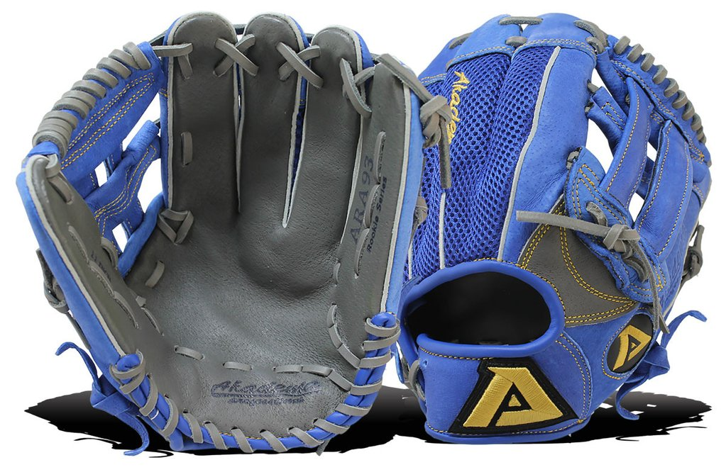 "AKADEMA ARA 93 11"" Manny Ramirez Youth Baseball Glove RT/LT"