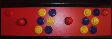 6 Button Control Panel - Fully Wired