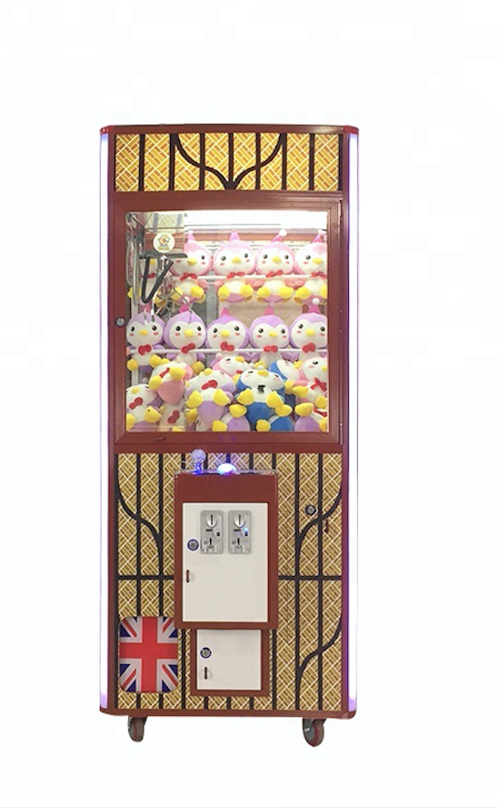 Golden Gate Claw Machine