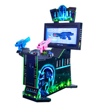 4-1 Arcade Shooting Game
