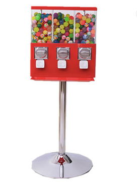 3 in 1 Gumball Machine