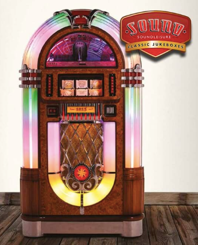 Sound Leisure JukeBox