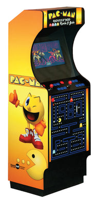 Sleek Arcade - Pacman Decal