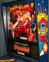 Refurbished Pinball Street Fighter II