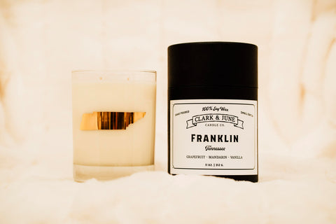 Franklin C&J Candle