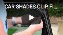 VIDEO OF CAR-SHADES-WINDOW-UV-SUN-PROTECTION