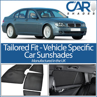 BMW 7 Series (E65) 4DR 2002-08 - CARSHADES SA