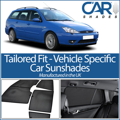 Ford Focus Estate 1998-2004 - CARSHADES SA