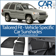 Jeep Grand Cherokee (WJ) 5DR 1998-2004 - CARSHADES SA