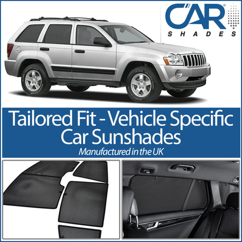 Jeep Grand Cherokee (WK) 5DR 2005-2010 - CARSHADES SA