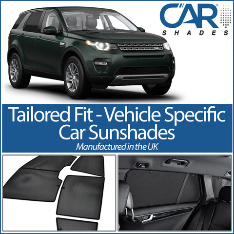 Land Rover Discovery Sport (L550) 5Dr 2015-On - CARSHADES SA