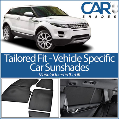 Land Rover Evoque 3Door 2011-on - CARSHADES SA