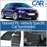 Volkswagen Scirocco 3DR 2008-Present - CARSHADES SA