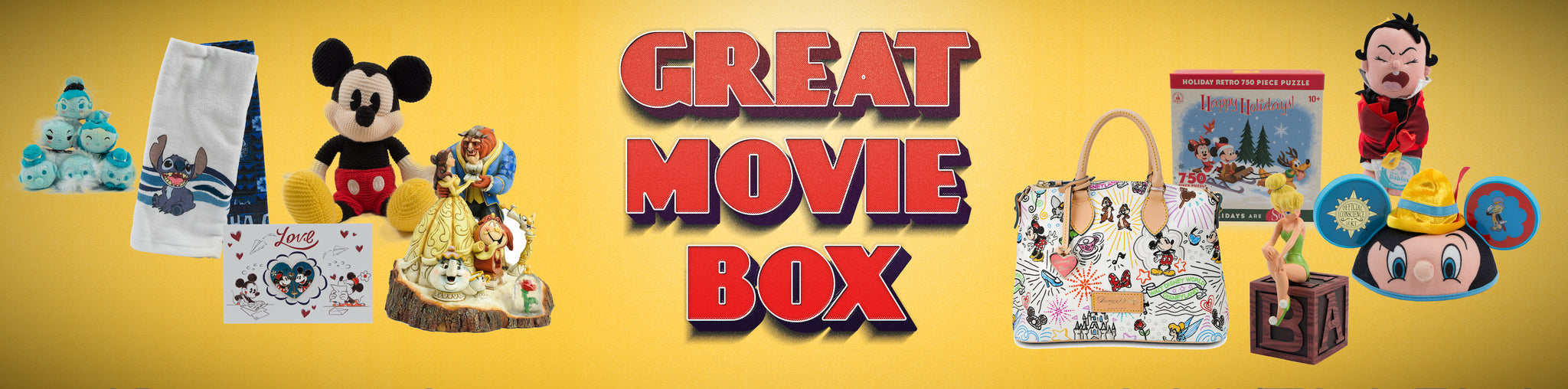 Great Movie Box! Extra Large Box