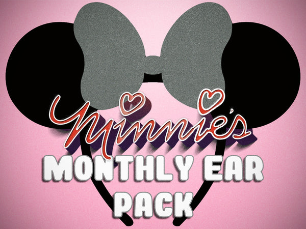 Minnie's Monthly Ear Pack