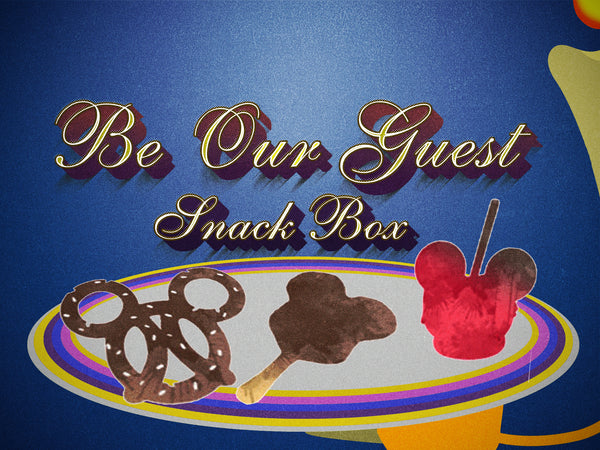 Be Our Guest Snack Box